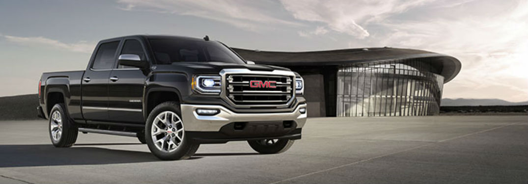 2018 GMC Sierra 1500 Specs and Features
