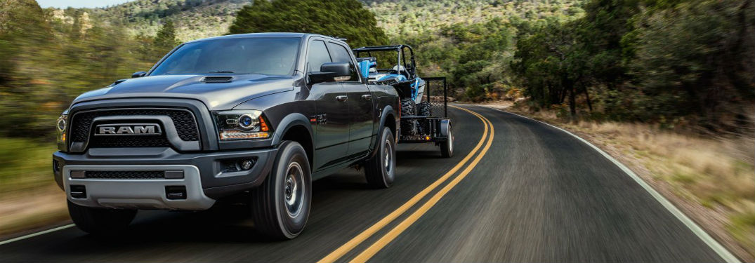 Tell me about the 2018 Ram 1500 Specs & Features