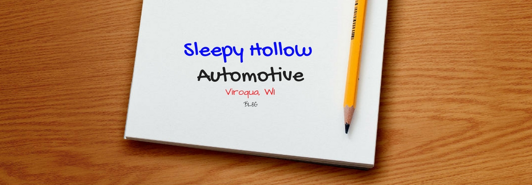Sleepy Hollow Auto >> Welcome To The Sleepy Hollow Auto In Viroqua Wi Blog