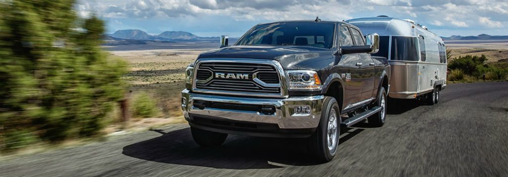 2017 Ford Escape Towing Capacity >> Take a Peek at the Towing & Payload Specs of the 2018 Ram 2500