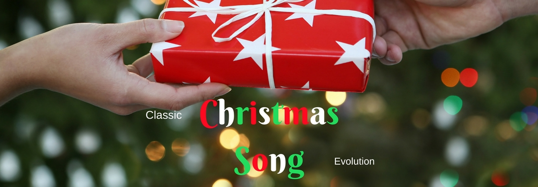 watch the evolution of these 5 classic christmas songs - Classic Christmas Songs