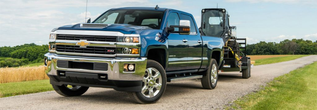 Peek at the Payload & Towing Specs of the 2018 Chevy ...