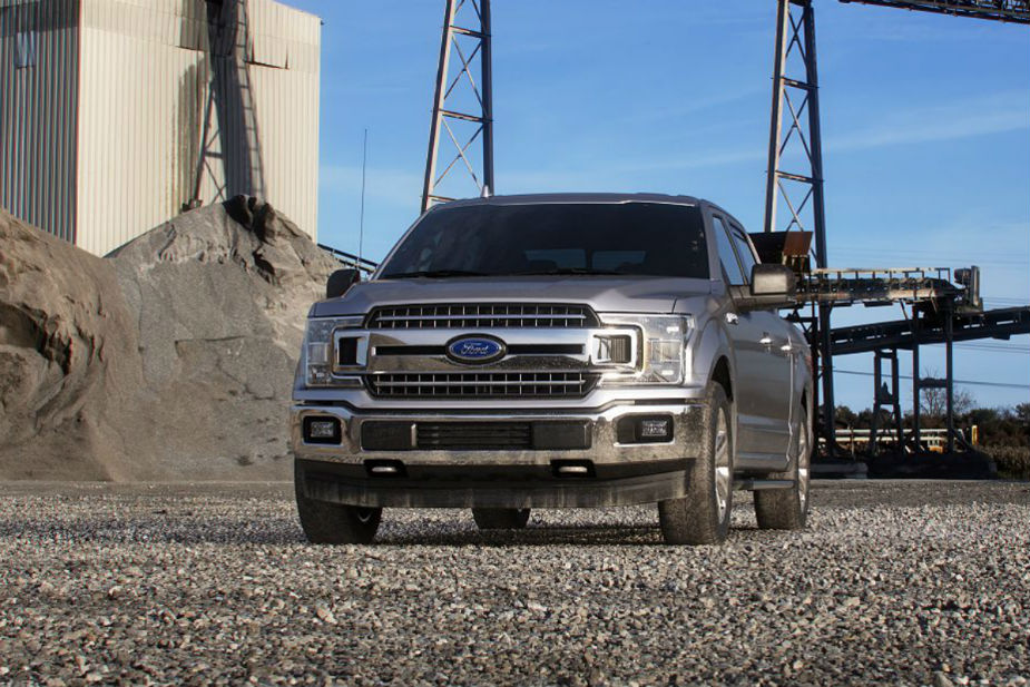 2018 F150 Colors >> What Are The Exterior Color Options Of The 2018 Ford F 150