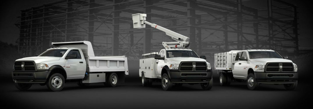 What are the Specs & Features of the 2018 Ram 5500 Chassis Cab?