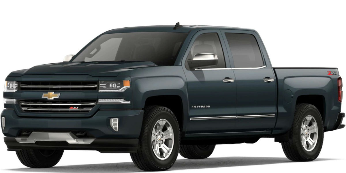 Sleepy Hollow Ford >> What are the Color Options for the 2018 Chevy Silverado 1500?