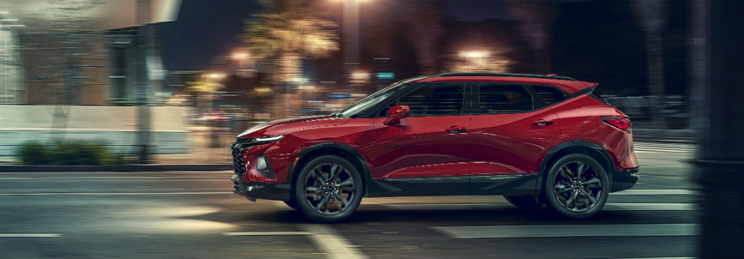 When Does The 2019 Chevrolet Blazer Go On Sale