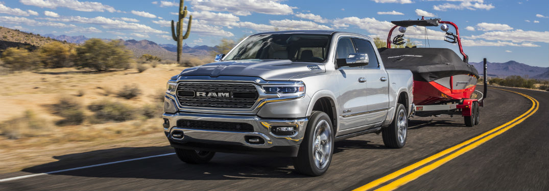 Ram Towing Capacity >> How Much Can The 2019 Ram 1500 Haul Tow