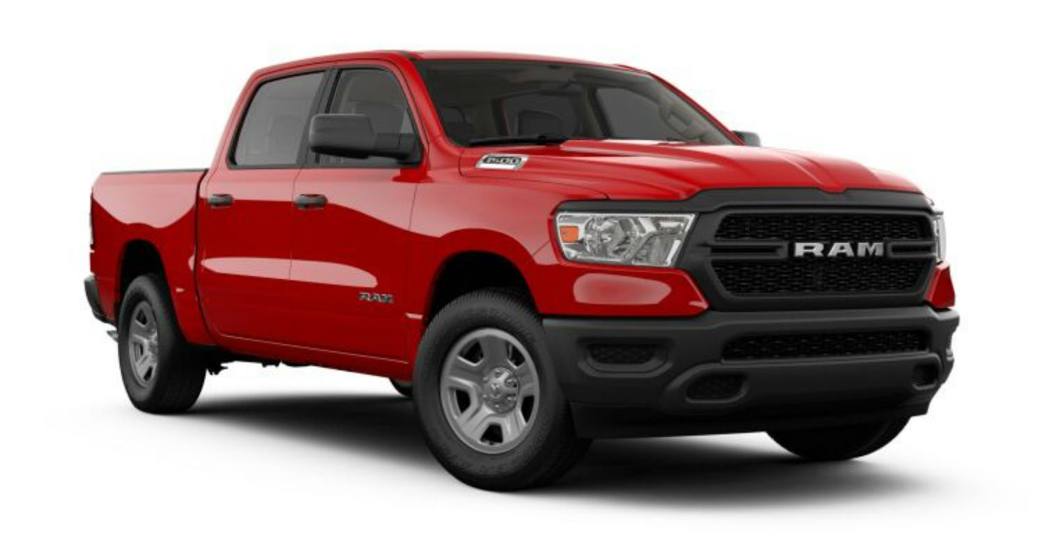 What Are The Color Options For The 2019 Ram 1500