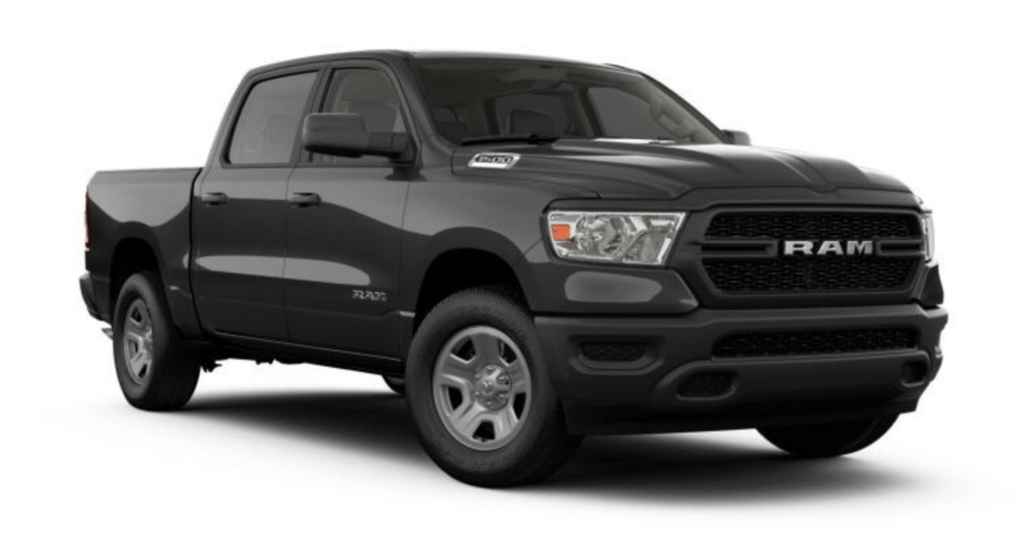 Black Dodge Pickup >> What Are The Color Options For The 2019 Ram 1500