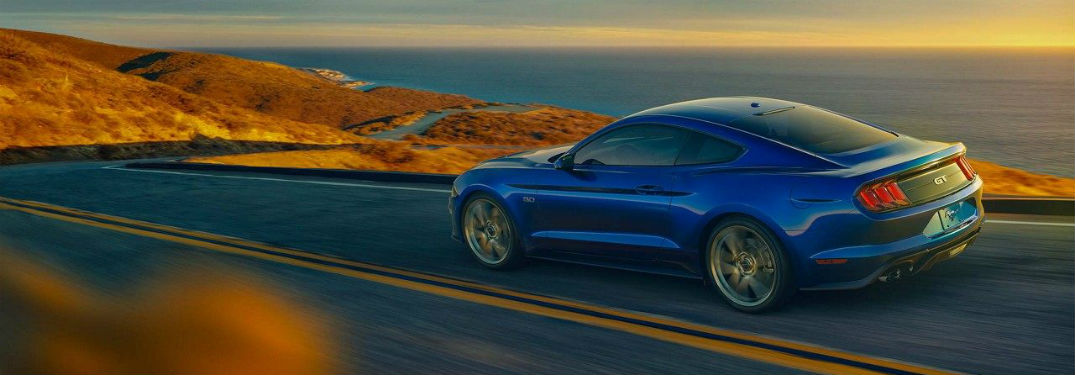How Much Horsepower Does The 2018 Ford Mustang Have