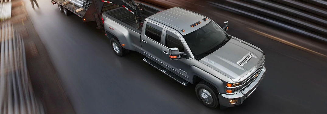 What Is The Towing Ability Of The 2019 Chevy Silverado 2500 Hd