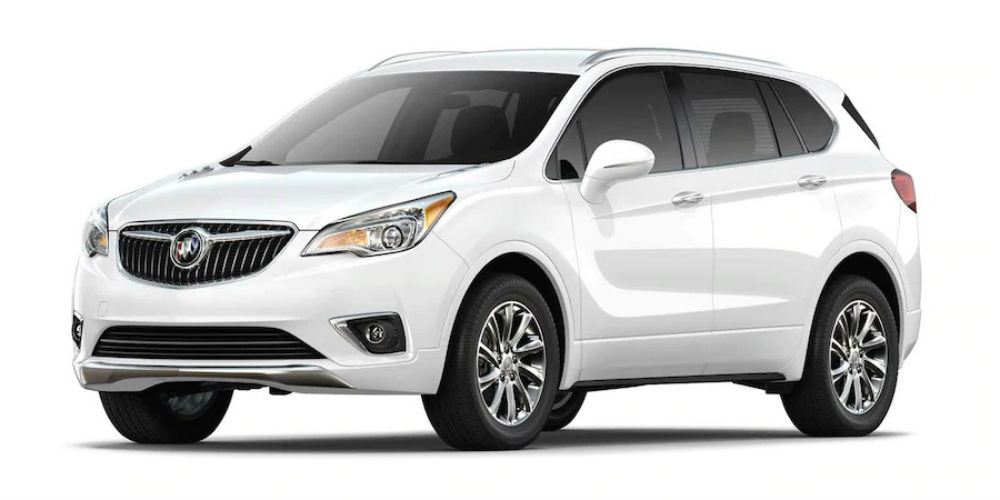 What Colors Can the 2019 Buick Envision Come In?