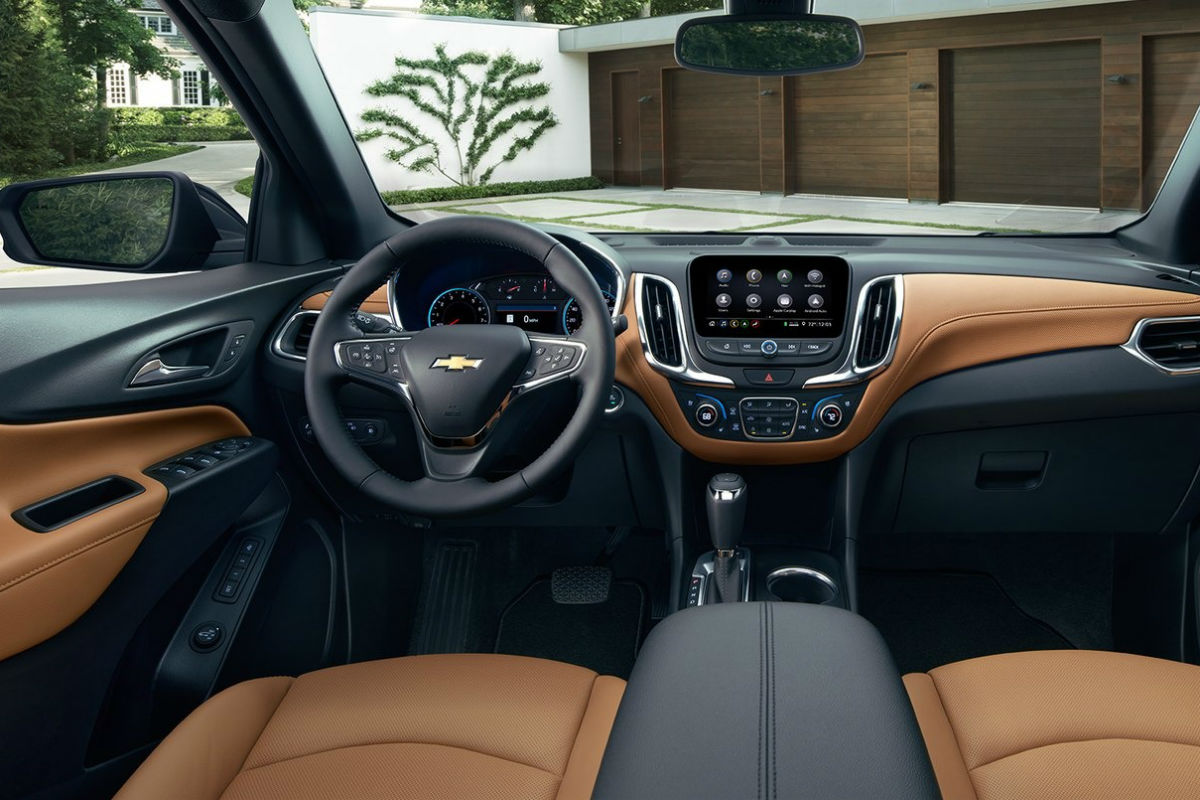 What are the Engine Options for the 2019 Chevy Equinox?