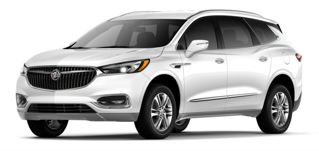 What are the Exterior Color Options for the 2019 Buick ...