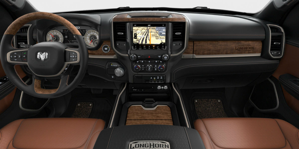 What are the Interior Color & Infotainment Options for the