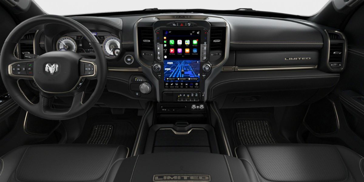 What Are The Interior Color Infotainment Options For The