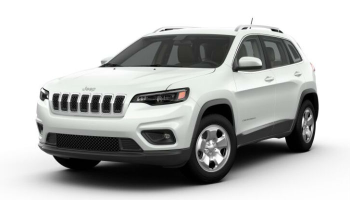 What Exterior Paint Color Choices Are Available For The 2019 Jeep