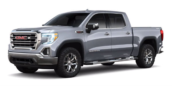 What Are The Exterior Paint Color Options For The 2019 Gmc Sierra 1500
