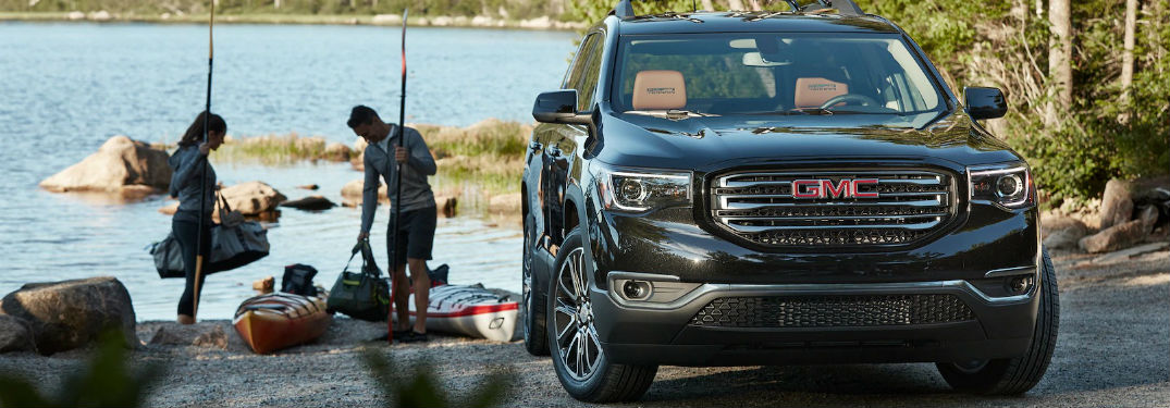 Gmc Acadia Towing Capacity >> What Are The Engine Options Towing Specs For The 2019 Gmc