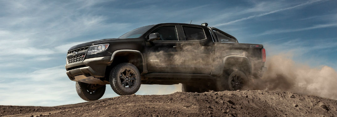 What Are The Engine And Towing Specs Of The 2019 Chevy Colorado