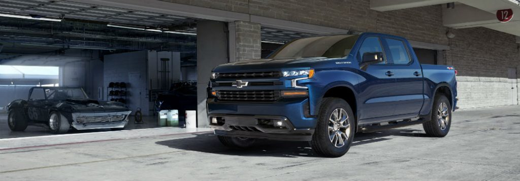 What are the Payload & Towing Specs of the 2019 Chevy ...