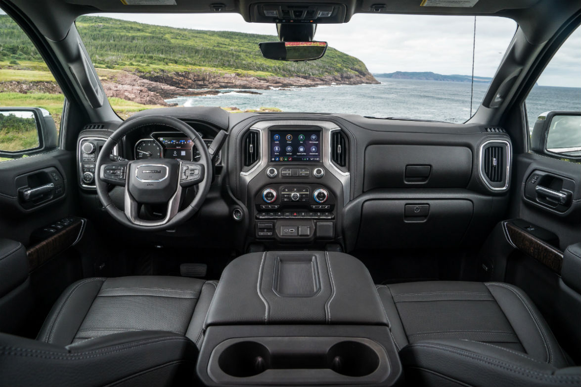 What Are The Performance Towing Specs Of The 2019 Gmc Sierra 1500