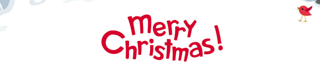 Merry Christmas Writing.Merry Christmas Red Text On White Background B Sleepy