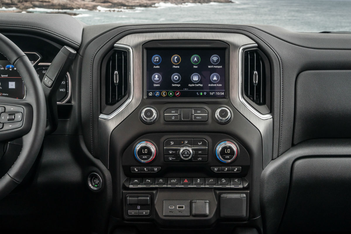 How Many Trim Levels are there for the 2019 GMC Sierra 1500?
