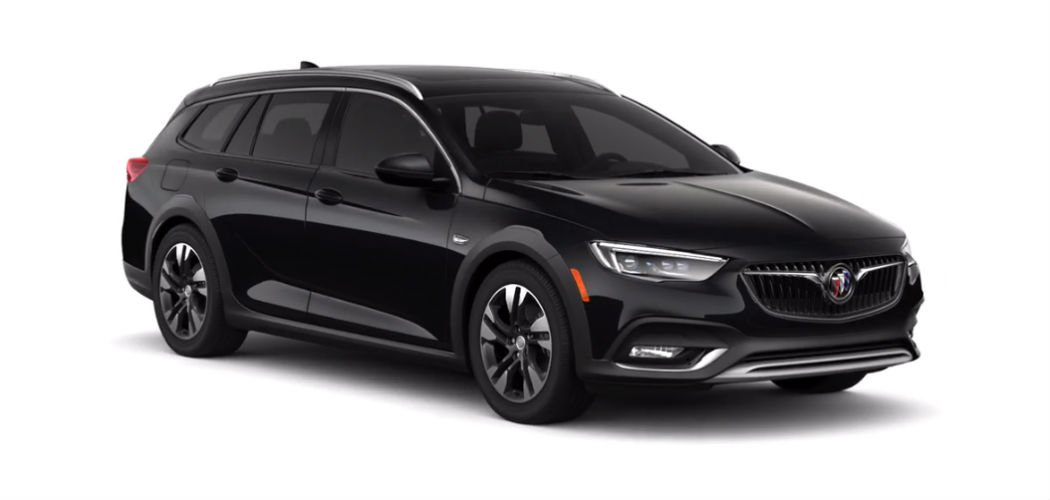 How Many Color Options are Available for the 2019 Buick Regal TourX?