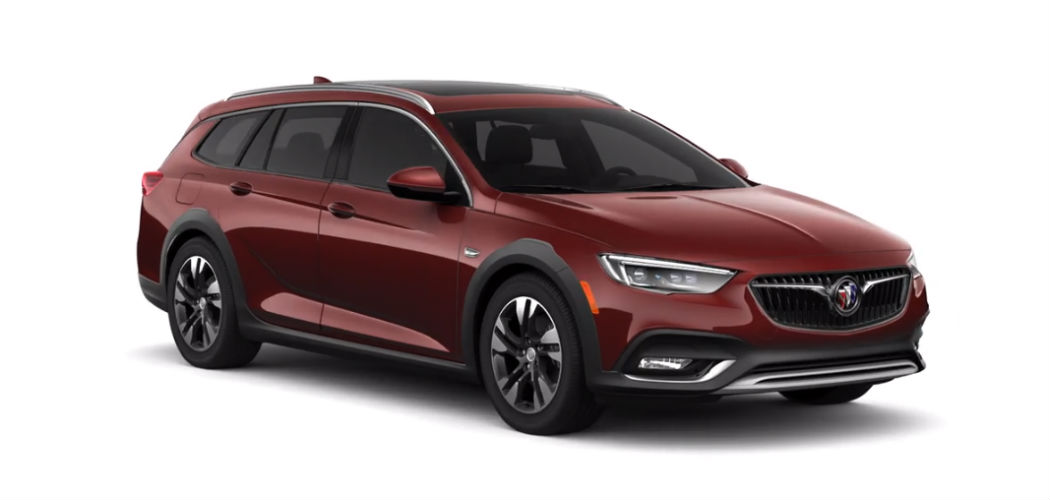 How Many Color Options are Available for the 2019 Buick ...