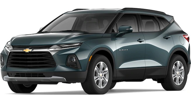 How Many Exterior Colors are Available for the 2019 Chevy ...