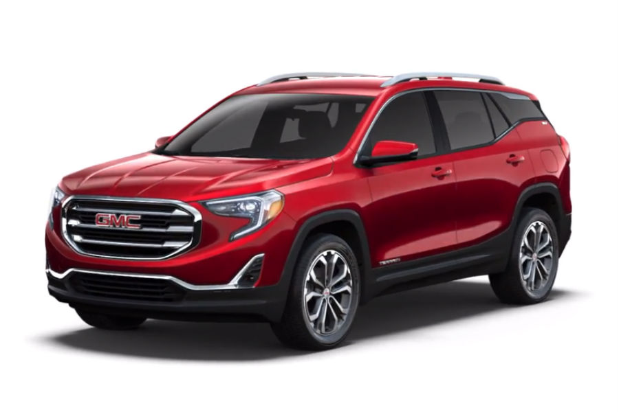 How Many Paint Color Choices are there for the 2019 GMC ...