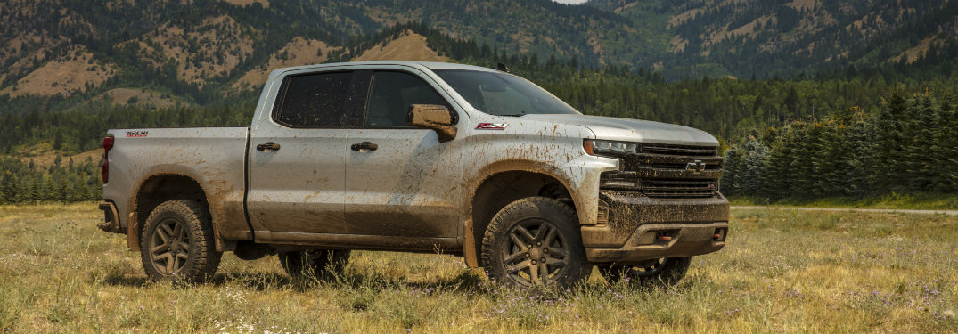 Does the 2019 Chevy Silverado Offer More Than One Engine Option?