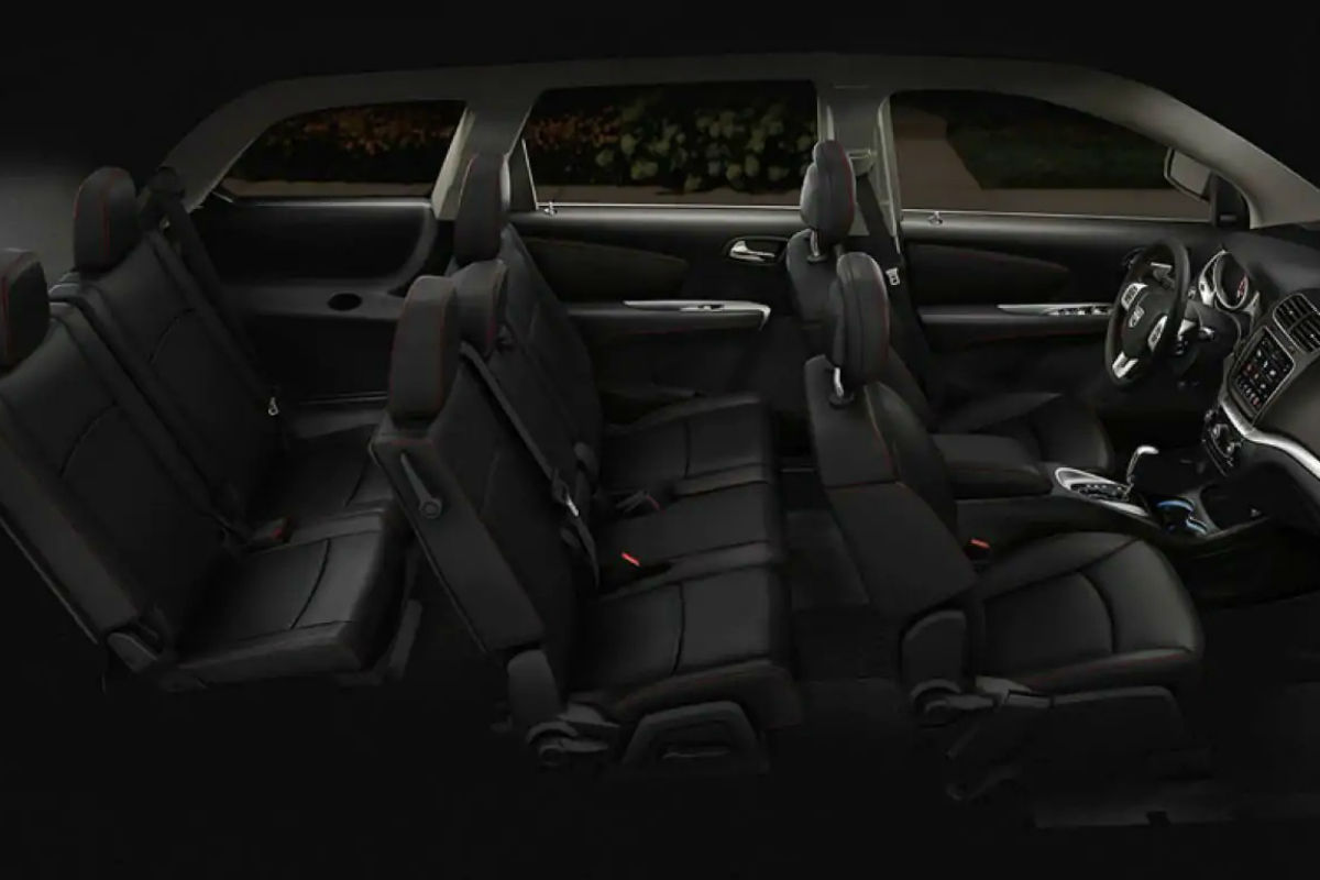 Sleepy Hollow Auto >> Does the 2019 Dodge Journey Have a lot of Cargo Space?