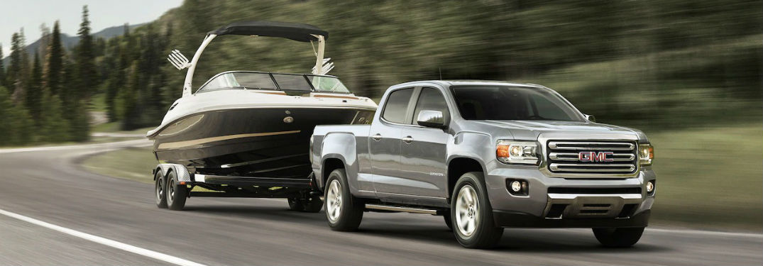 Gmc Canyon Towing Capacity >> What Is The Max Towing Capacity For The 2019 Gmc Canyon