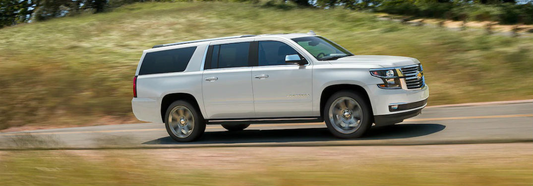 How Much Can The Engine Options Of The 2019 Chevy Suburban Tow