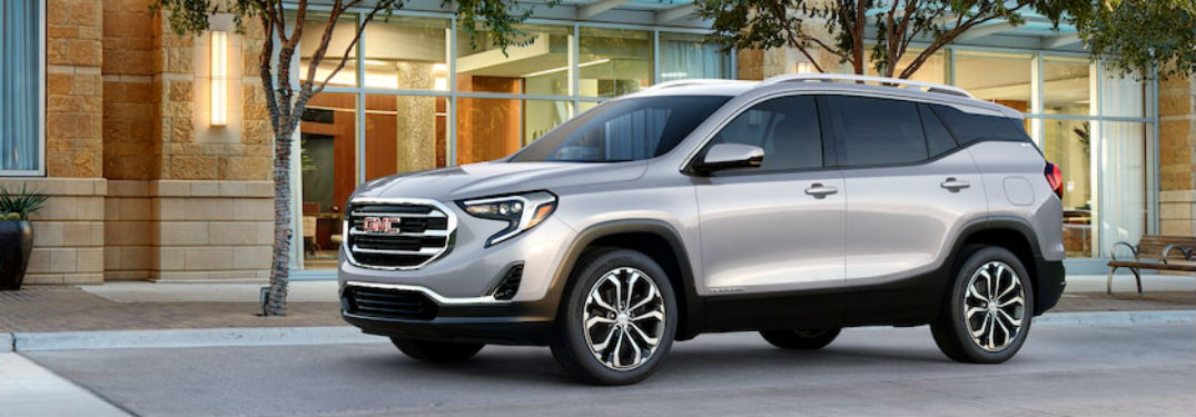 Take A Look At The Cargo Capacity For The 2019 Gmc Terrain