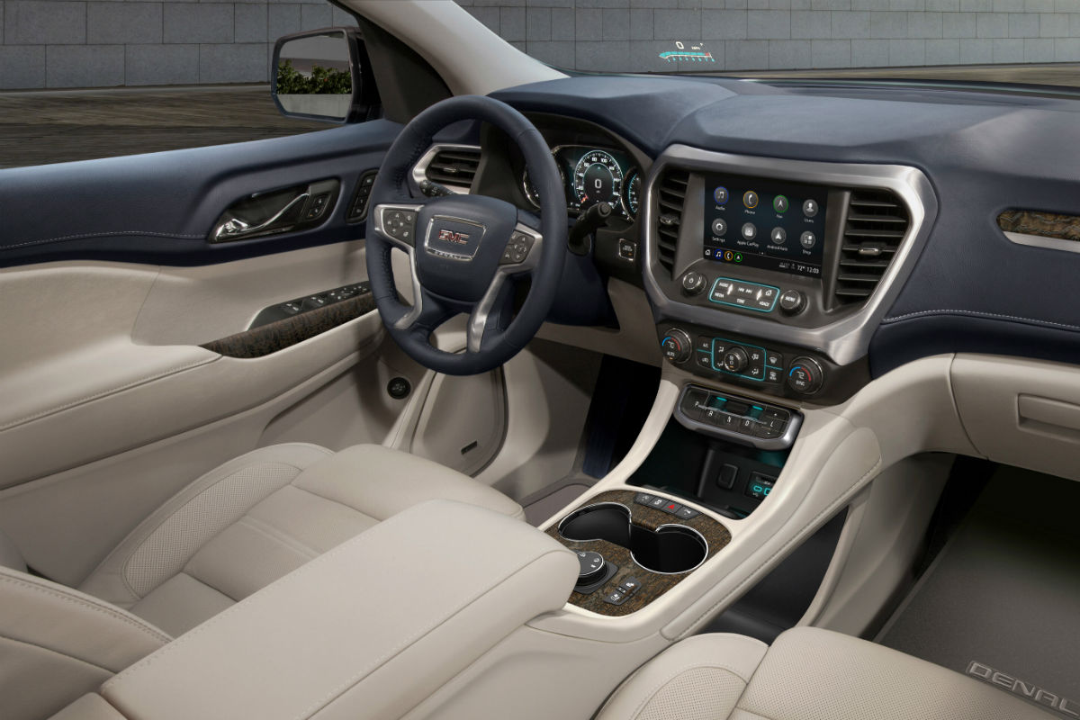 When Will the 2020 GMC Acadia Start Showing Up at Sleepy ...