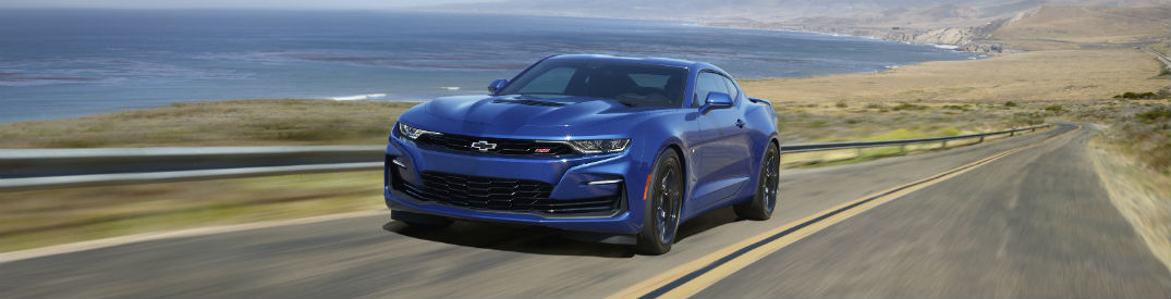 what is the expected arrival date for the 2020 chevy camaro