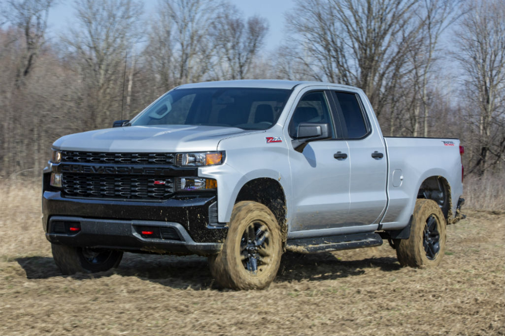 Check Out the New Features for the 2020 Chevy Silverado 1500