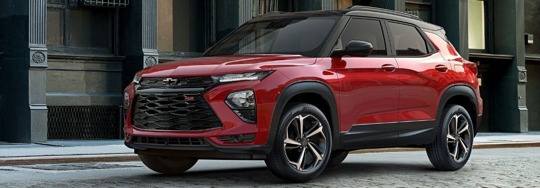 Chevrolet expands its SUV lineup with the new Trailblazer