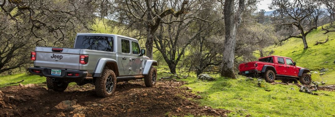 Jeep With Truck Bed >> 2020 Jeep Gladiator Truck Bed And Trailering Features
