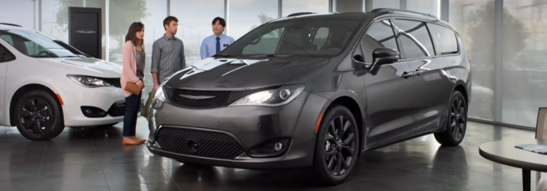 Watch the new Chrysler Pacifica literally come to life in these ads