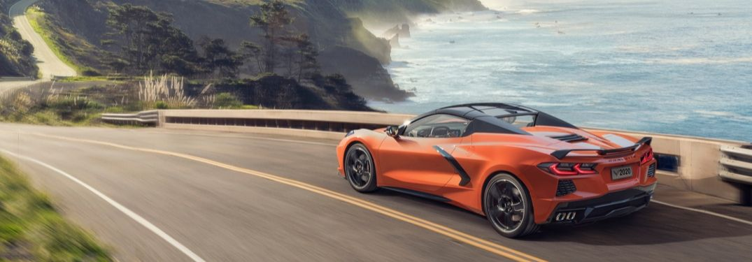 The new Stingray is the first hardtop Corvette Convertible