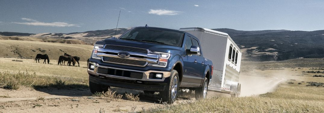 How much weight can the 2020 Ford F-150 haul?