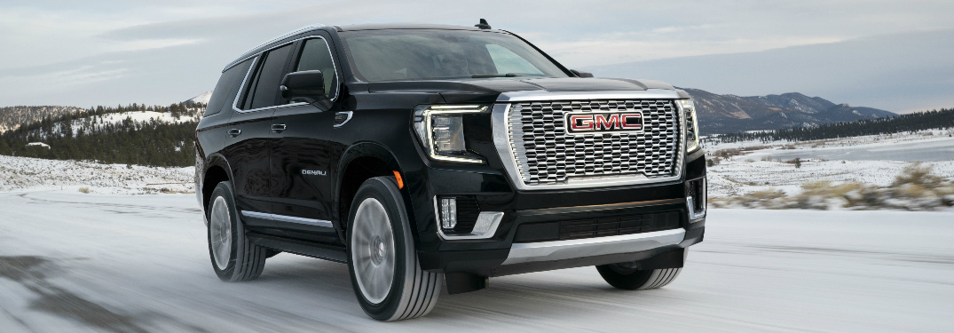 When will the 2021 GMC Yukon be released?