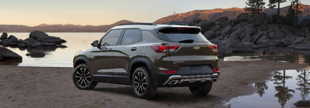 How much does the 2021 Chevrolet Trailblazer cost?