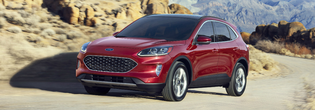 How the Ford Escape Adaptive Cruise Control with Stop-and-Go Feature Works