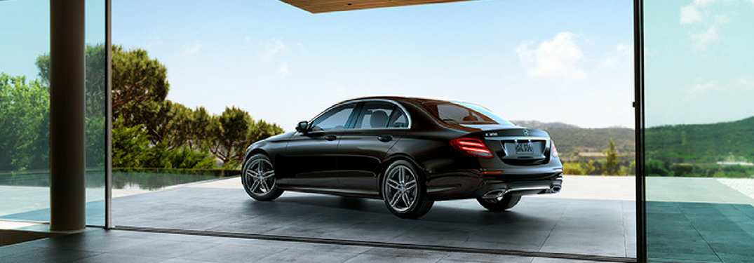 New mercedes benz sedan does not disappoint mercedes for Mercedes benz of south mississippi