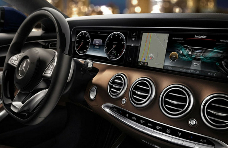 2018 Mercedes-Benz S-Class Coupe Performance and Safety Features